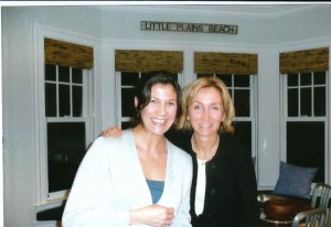 Carol Glassmeyer and Rhonda