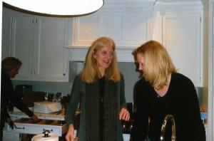 Liz Hartt and Jenny Schwartz